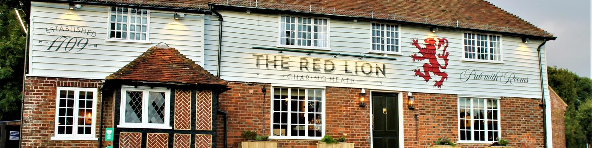 Red Lion, Charing Heath, Ashford